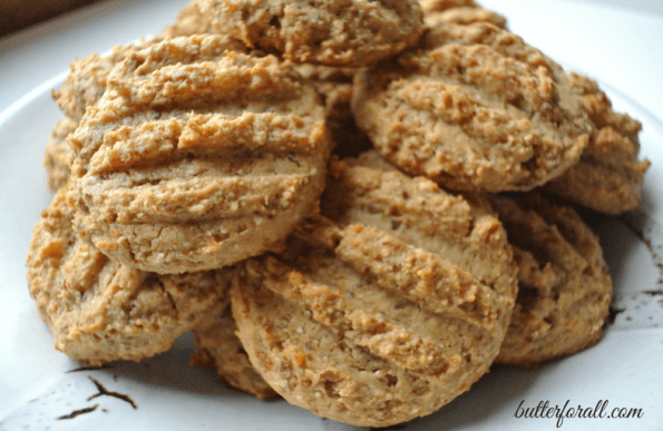 Chewy Apricot Cashew Cookies