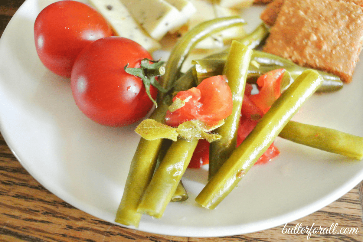 Fermented Pizza Green Beans A Traditionally Fermented Foods Book Review And Recipe