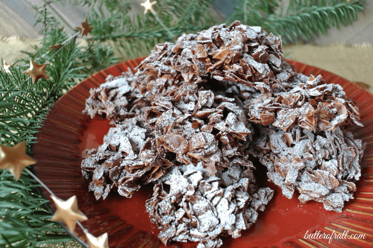 Raw Cacao And Coconut Haystacks - Paleo And Keto Variations