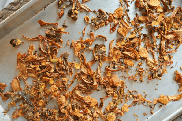 Dehydrated Fire Cider Spice Blend