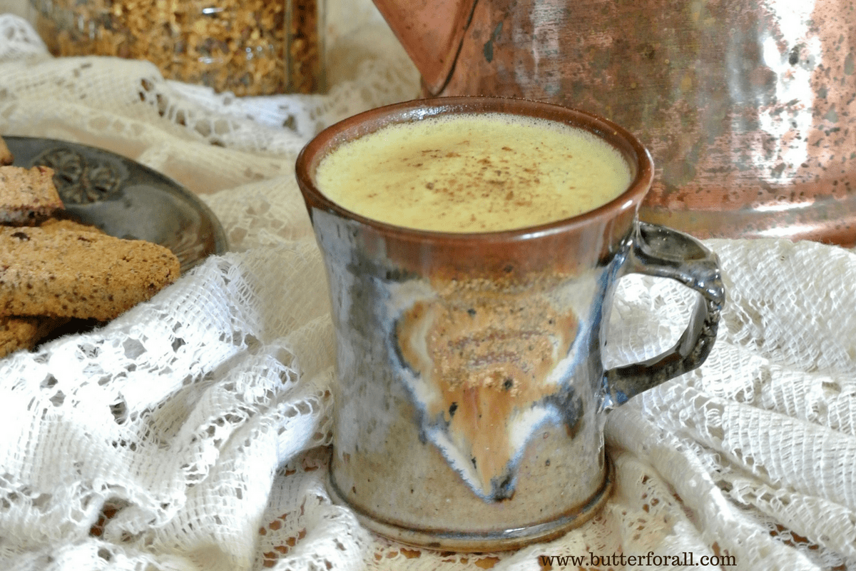 The Very Best Buttered Chai Latte – A LCHF Way To Start The Day