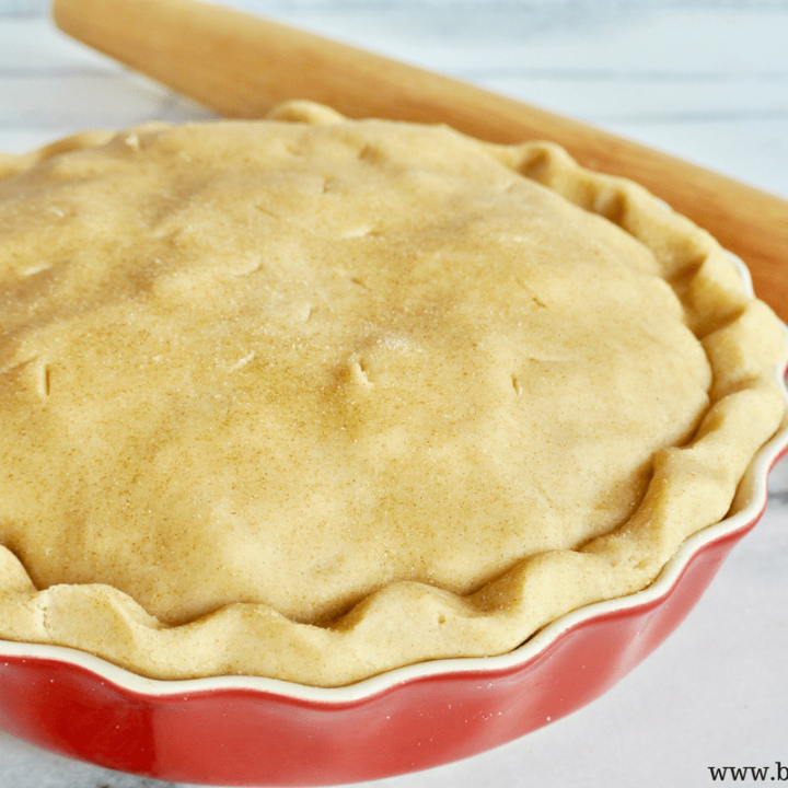 Once you try this easy sourdough pie crust you will never go back. Fermented grains and real butter make this recipe a nourishing tradition.