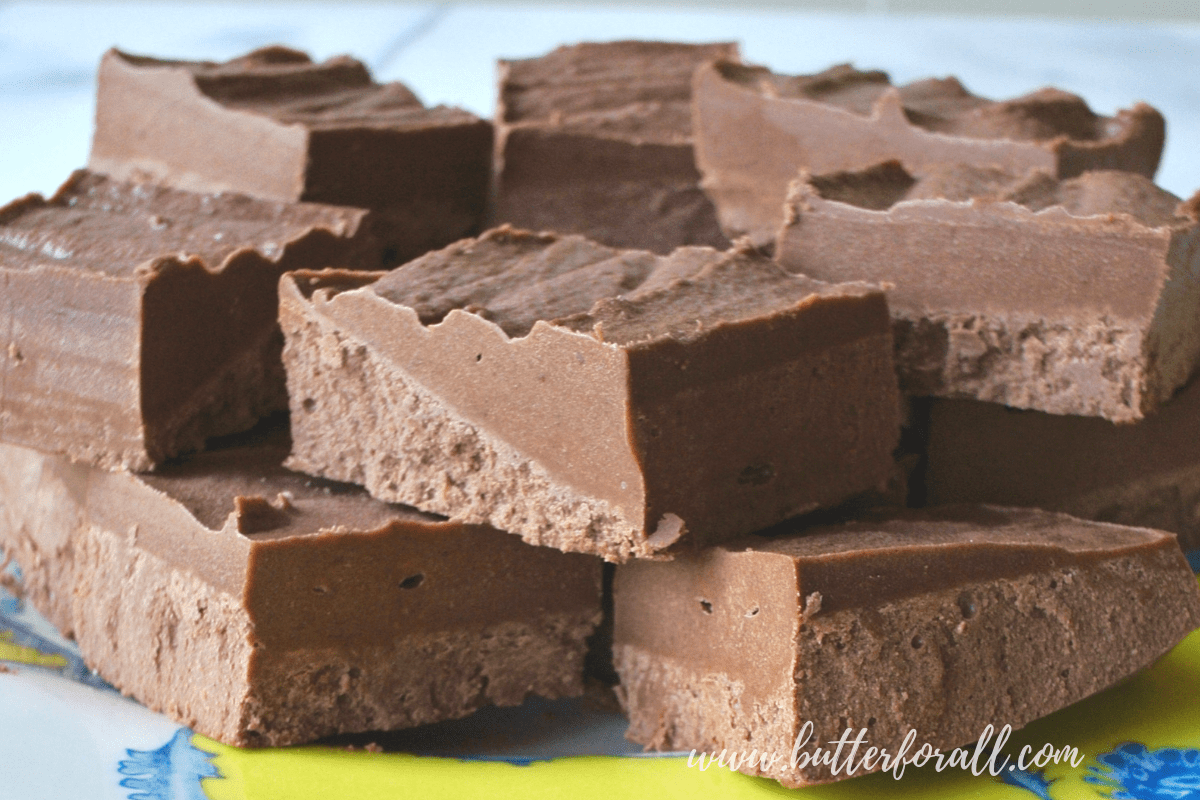 How To Make Coconut Butter Fudge – With Endless Flavor Variations