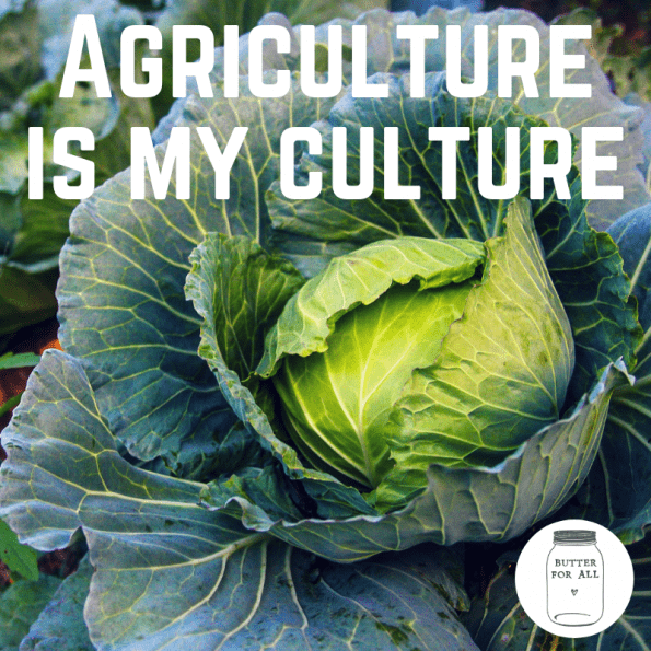 Organic farming can change the world! #realfood #organics #butterforall #meme