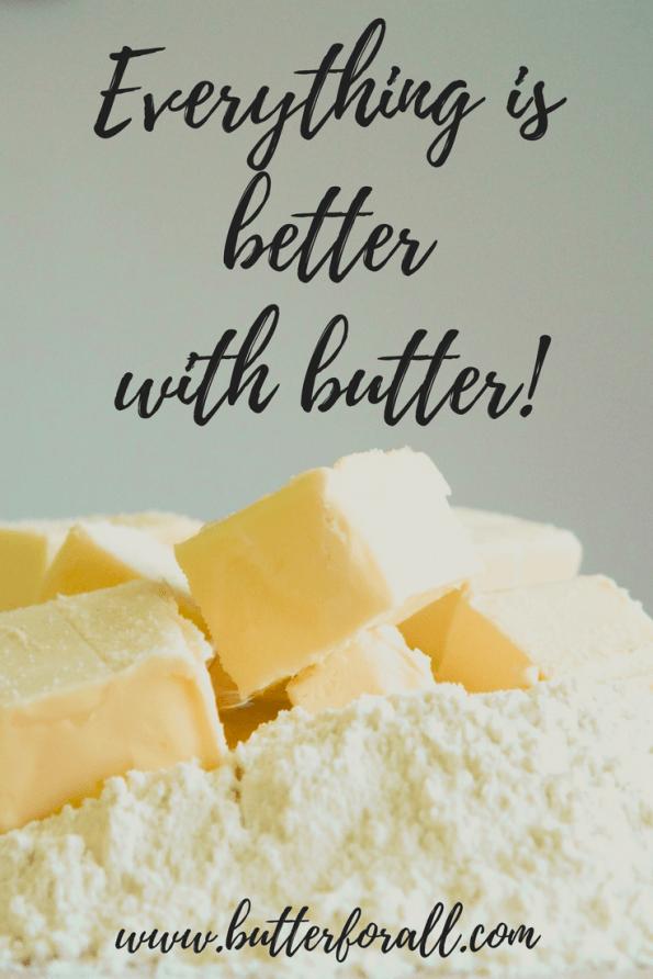 Butter is Queen! #realfood #butter #cookwithbutter #meme #butterforall #baking