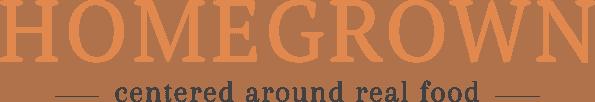 Homegrown Curriculum Logo