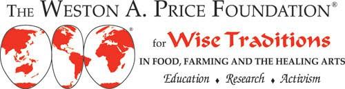 Weston A. Price Foundation Logo